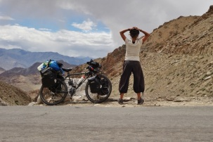 My first day in the Himilayas, India 2013.