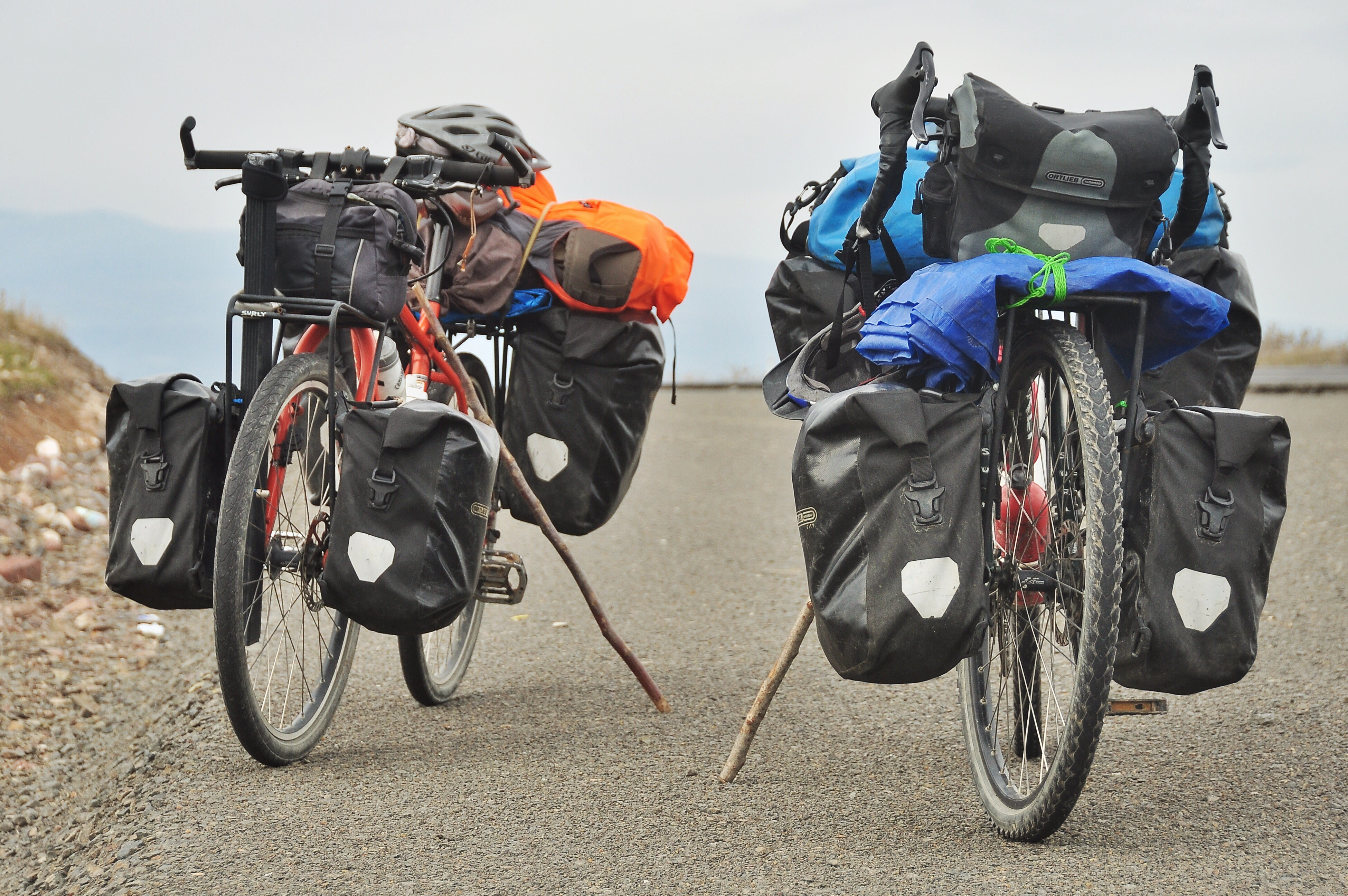 Gear For Extended Cycle Touring