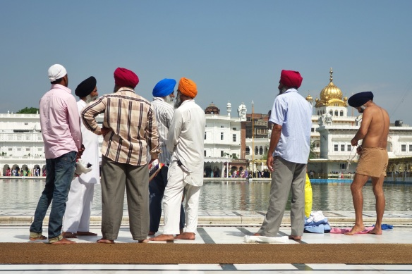 We loved the Sikh people we met in India for their gentle and respectful attitudes, as well as for the belief in equality.