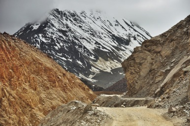 My kind of road! Ladakh India.