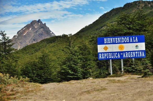 Leaving Argentina!
