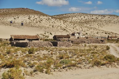 This was one of many mostly deserted villages we have passed throughout our time in Bolivia. Most of the people have left for the cities where there are more job opportunities.